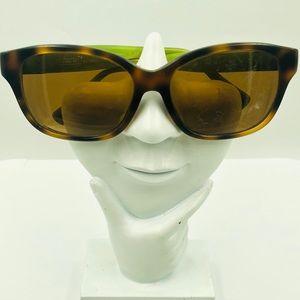 Coach HC8035Q Tortoise Oval Sunglasses Frames